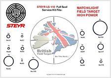 Steyr LG100/110 plein sceau service kit fits match/light field target & high Power