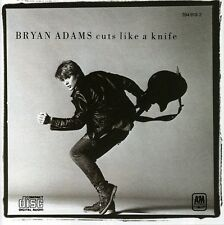 Bryan Adams - Cuts Like a Knife [New CD] Germany - Import