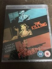 The Killing [Arrow Video] [Blu-ray] Brand New And Factory Sealed Stanley Kubrick