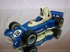 JOUEF RACE TRACK CAR LIGIER GITANES JS 5 - No 26 LAFITTE - F1 BLUE 1:40? - GOOD