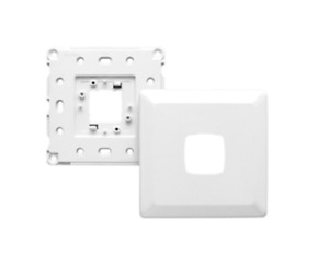 Clipsal P2031/2VH Switch Grid Plate And Cover 1 Gang Large Format Size x4