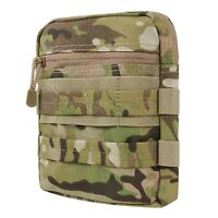 Condor GP General Purpose MOLLE Modular Compact Tactical Utility Pouch Multicam