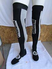 661 sixsixone six six one MX-4 thick long knee brace socks  6626-05-520 sml/med