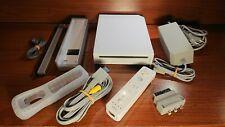 1315 Nintendo Wii console RVL-001 (EUR) + accessories