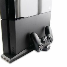 TNTi SuperCharger - Playstation 4 Intercooler and Controller Charging Stand