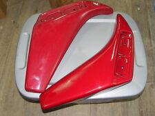 NOS Yamaha X-1 (M) LW-Star Red ABA-10M01-20-49 XS1100 Fairing Lowers