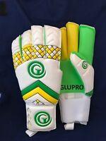GluPro Goalkeeper Gloves Tampa Box Roll Size 9