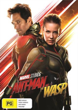 Ant-Man And The Wasp (DVD, 2018) (Region 4) New Release