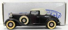 Brooklin 1/43 Scale BRK6 001  - 1932 Packard Light 8 Dark Maroon