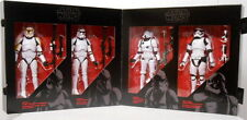 Star Wars The Black Series 6-Inch Stormtrooper 4-Pack Amazon Exclusive NEW!