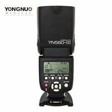 Yongnuo Yn560 III - Flash con Zapata para canon Nikon Pentax Olympus etc.