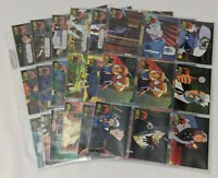 The Adventures of Batman & Robin 1995 Trading Card Lot | Fleer, Skybox