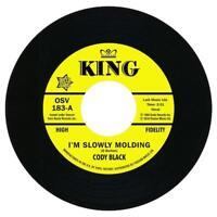 "CODY BLACK I'm Slowly Molding NEW NORTHERN SOUL 45 (OUTTA SIGHT) 7"" Vinyl 60s"