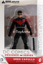 DC Comics Designer Series Greg Capullo Nightwing Action Figure DC Collectibles