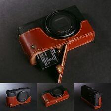 M262 Correa para Leica MP240 Grip Luigi especial de estuche marrón M240 MMII rápido UPS