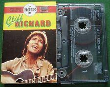 Cliff Richard An Hour of Cliff Richard inc Fire & Rain Good News + Cassette Tape