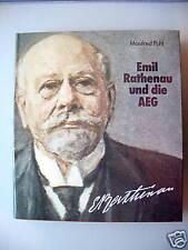 Emil Rathenau und die AEG 1988 Biografie