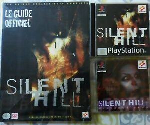 SILENT HILL PS1 COMPLET + GUIDE + DEMO