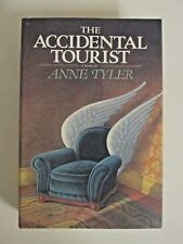 THE ACCIDENTAL TOURIST Anne Tyler 1st Edition Hardcover Book