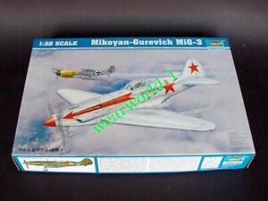 Trumpeter 1/32 02230 Mikoyan-Gurevich MiG-3