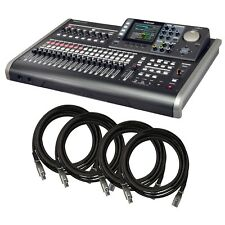 TASCAM DP-24SD Digital Portastudio BONUS PAK