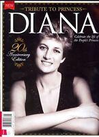 Tribute to Princess Diana 20th Anniversary Edition Celebrate The Life DIANA