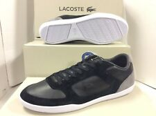 Lacoste Court Minimal 316 Leather Men's Trainers Shoes, Size UK 10 / EU 44.5