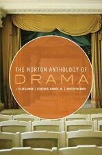 The Norton Anthology of Drama Vol. 1 & 2