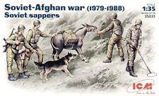 ICM 1/35 sovietici provarono SOVIETICO GUERRA afghana 1979-1988 # 35031