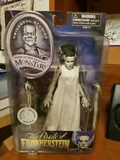 UNIVERSAL STUDIOS MONSTERS BRIDE OF FRANKENSTEIN TRU EXCLUSIVE DIAMOND SELECT