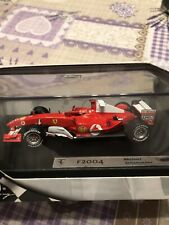 Hot Wheels Michael Schumacher 1/43 Ferrari 12 Modelli