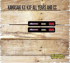 KAWASAKI KX KXF 65 85 125 250 450 Motocross Swingarm Gráficos Pegatinas-Hotwheel