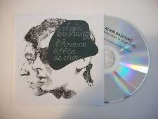 ALAIN BASHUNG : L'HOMME A TETE DE CHOU [ CD SINGLE PORT GRATUIT ] * gainsbourg