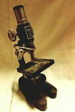 Vintage Gothic Horror Halloween Science Microscope