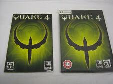 Quake 4 (PC GAME)    Manual Included
