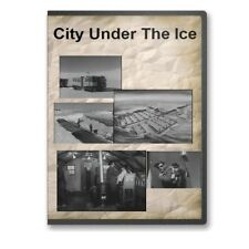 Camp Century Greenland: City Under The Ice Big Picture Documentary DVD - A821