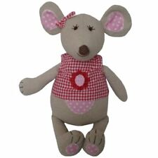 Powell Craft mouse grande con Red Gingham Top