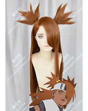 Boruto: Naruto the Movie Chocho Akimichi Chouchou 80cm Ponytail Cosplay Hair Wig