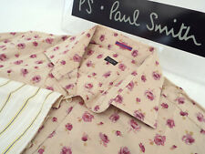 """PAUL SMITH Mens Shirt 🌍 Size 17.5"""" (CHEST 46"""") 🌎RRP £95+📮FLORAL LIBERTY STYLE"""