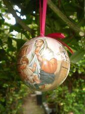 Dutch Navidad Natividad María, Jesús, Colgante Adorno Decoración.