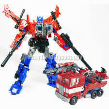 Voyager Optimus Prime Evasion Action Figure & Super God Ginrai Attachment Kit