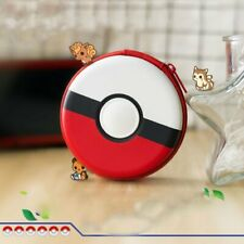 Poke Ball Carrying Case Protective Travel Cover Storage Bag For Nintendo Switch