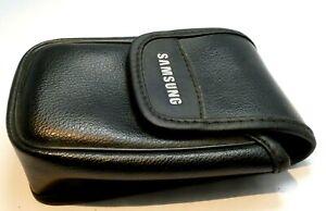 "Samsung small camera Case Soft Pouch genuine 5X3X1.5"""