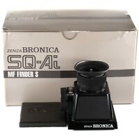 Zenza Bronica CdS ME Prism Finder S Manual Exposure for SQ SQ-A SQ-Ai SQ-Am