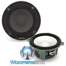 "2 MIDS ONLY KAPPA PERFECT INFINITY 5.25"" PRO 400W MIDRANGES MIDBASS SPEAKERS NEW"