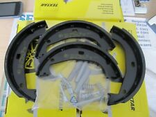 Textar Handbrake Shoes with Installation Kit Mercedes A- and B Class W245 Rear