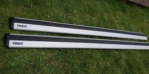 Thule Wingbar Evo 127 Great Condition (roof rack / roof bars) 711300 / 7113