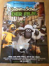 Filmposter * Kinoplakat * A0 * Shaun das Schaf - Der Film * 2015