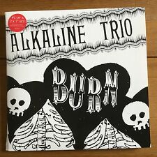 "Alkaline Trio - Burn 7"" Vinyl Gatefold Sleeve"