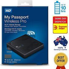 Wdbsmt0040bbk-nesn 4tb My Passport Wireless Pro 4 TB Network Hard Drive WD